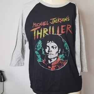 🆕 ARDENE - Michael Jackson shirt